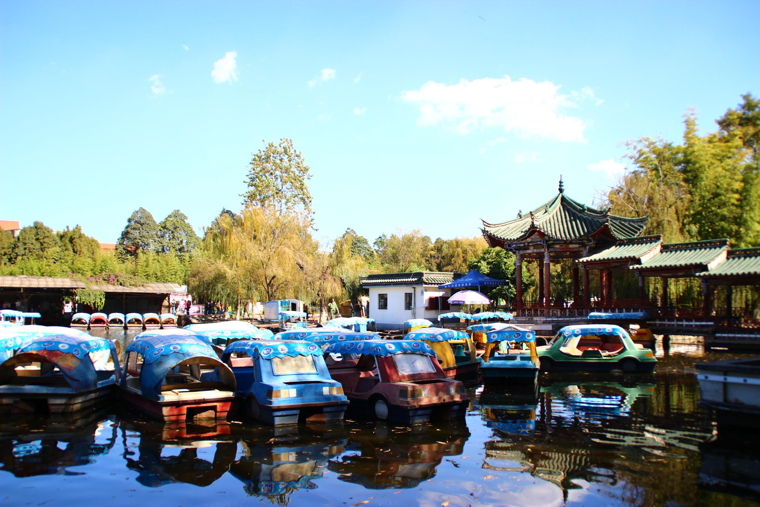 年后打算去云南旅游,怎样以最便宜的方法玩遍