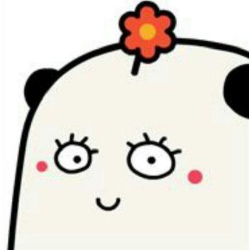 请问如何优雅的在头上固定住一个蝴蝶结或者一朵花?图片