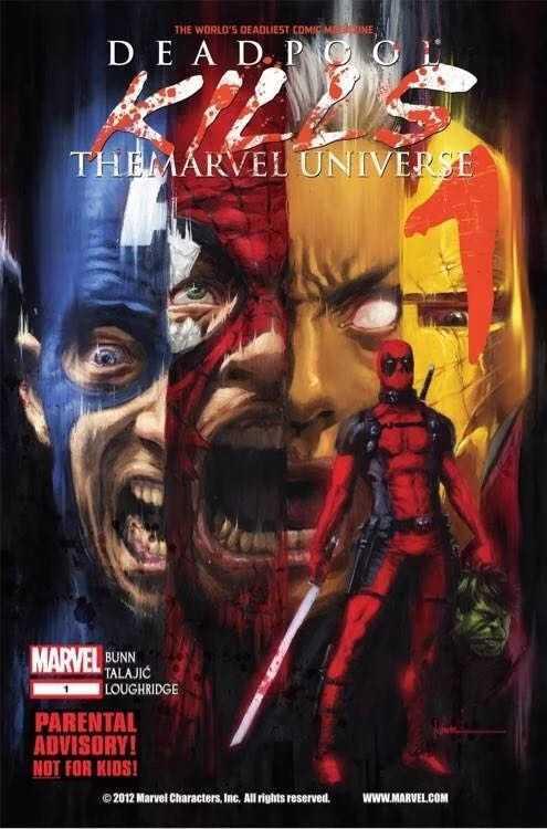 屠杀marvel宇宙时的冷漠与霸气(虽然他当时又疯了,但什么时候不疯呢?