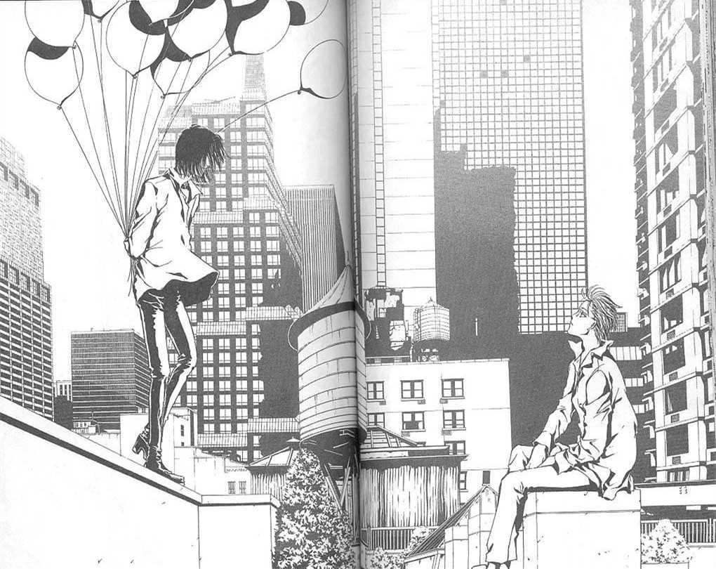 由贵香织里《少年残像》,十五年前带我入坑的作品.   显示全部
