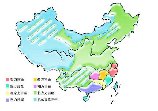 因为四川话属于北方方言. 北方方言是七大方言最接近普通话的方言.