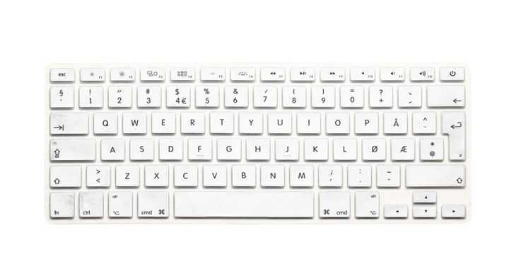 为什么中国的键盘没有 ü 字母?图片