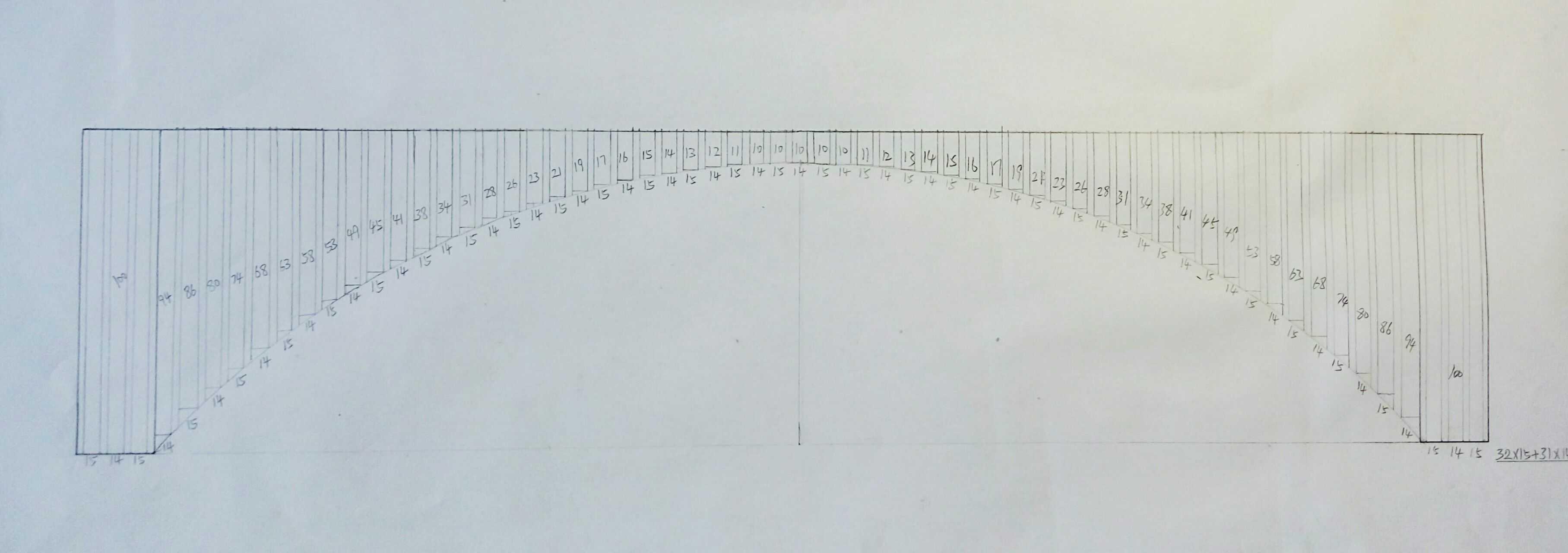 纸桥做法的步骤图片