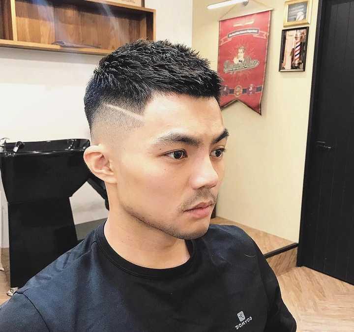 男士有什么好打理又好看的发型(除寸头外)?