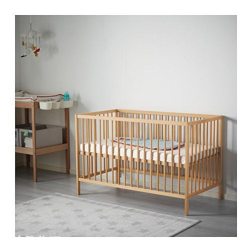 多功能圆形婴儿床