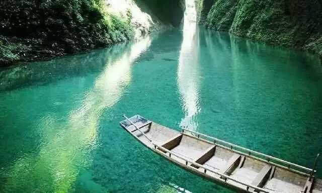 当然有湖北恩施鹤峰屏山峡谷!风景文化,民俗文化真的很棒.