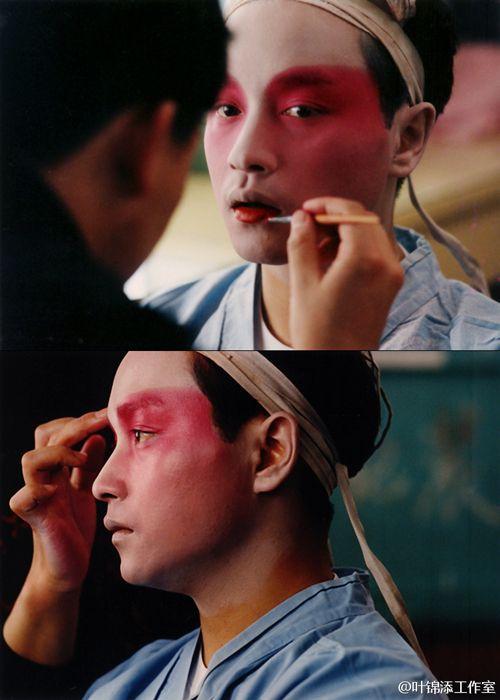 《霸王别姬》里,张国荣的扮相有多漂亮?图片