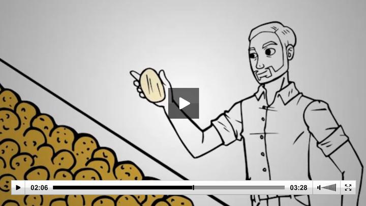 用土豆炸薯条_炸薯条食材土豆2个、玉米油适量、精盐适…