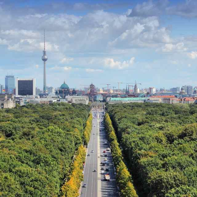 德国人口数量欧盟第一 却看起来地广人稀的秘
