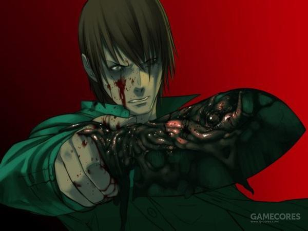 虚渊玄:我要成为爱的战士
