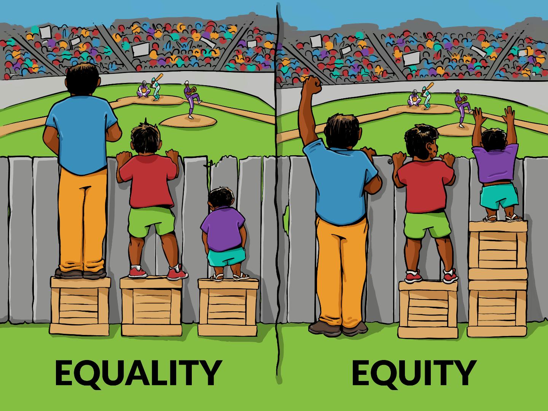 关于教育平等和教育公平