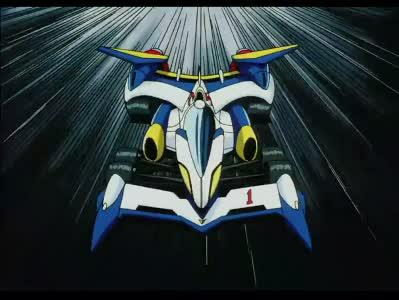 高智能方程式赛车 又名 霹雳赛车