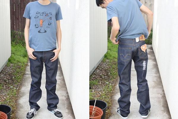如何判断牛仔裤的好坏?(多图)