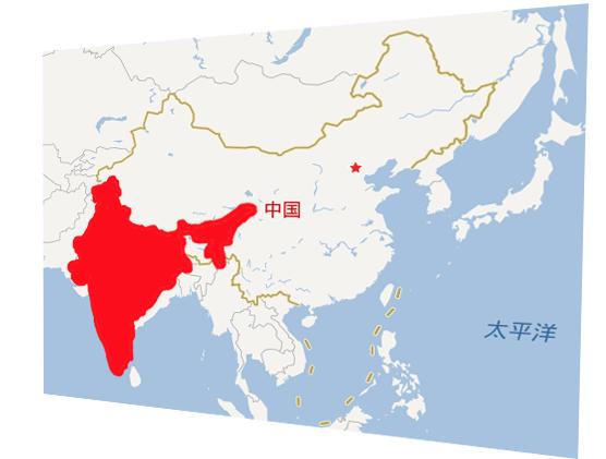 小米公司将如何解决「小米印度发布会地图将中国领土图片