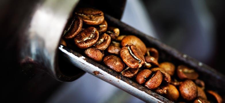 咖啡豆烘焙度简介