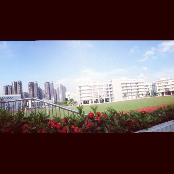 在深圳市新安中学高中部就读是一番v中学?男生方法高高中长图片