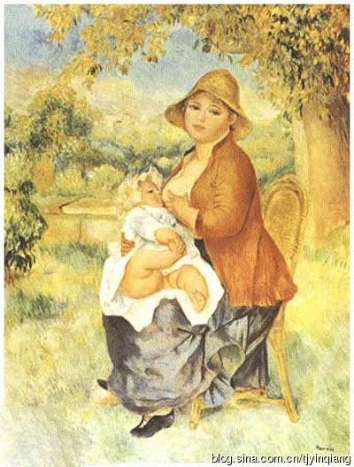 妈妈淫_如何看待年轻妈妈当众喂奶的行为?