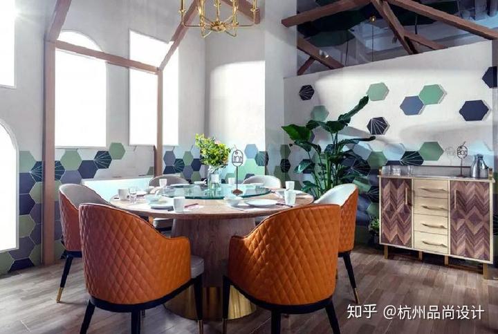 品尚设计|改造餐厅空间,升级品牌形象