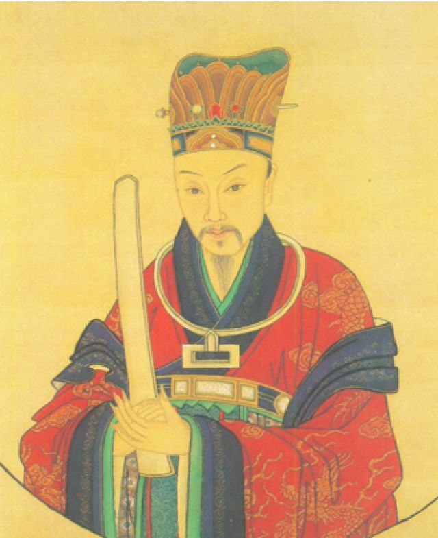 严世蕃画像,引自www.baike.com