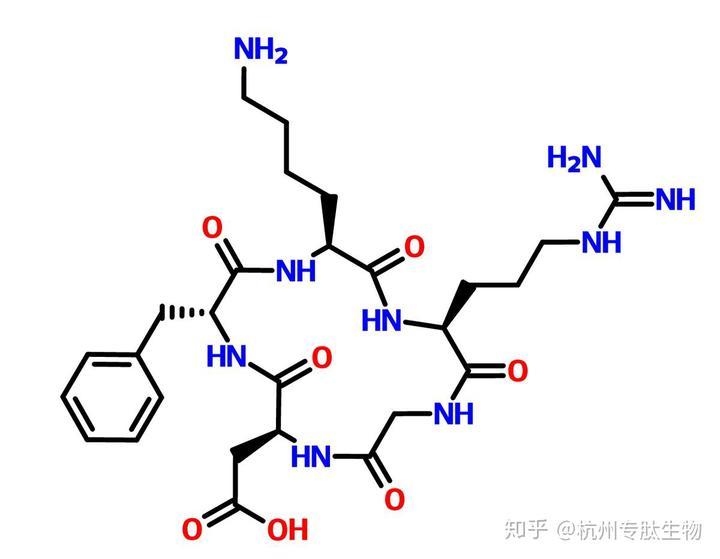 rgd环肽的合成(看一遍就可以自己合成的方法)