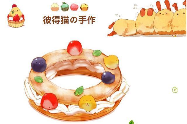如果你是喜欢比较简单大气的蛋糕的话,裸蛋糕绝对是最佳选择.图片