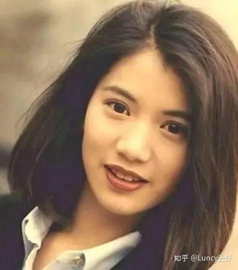 【绝对珍藏版】80,90年代香港女明星,她们才是真正绝色美人图片