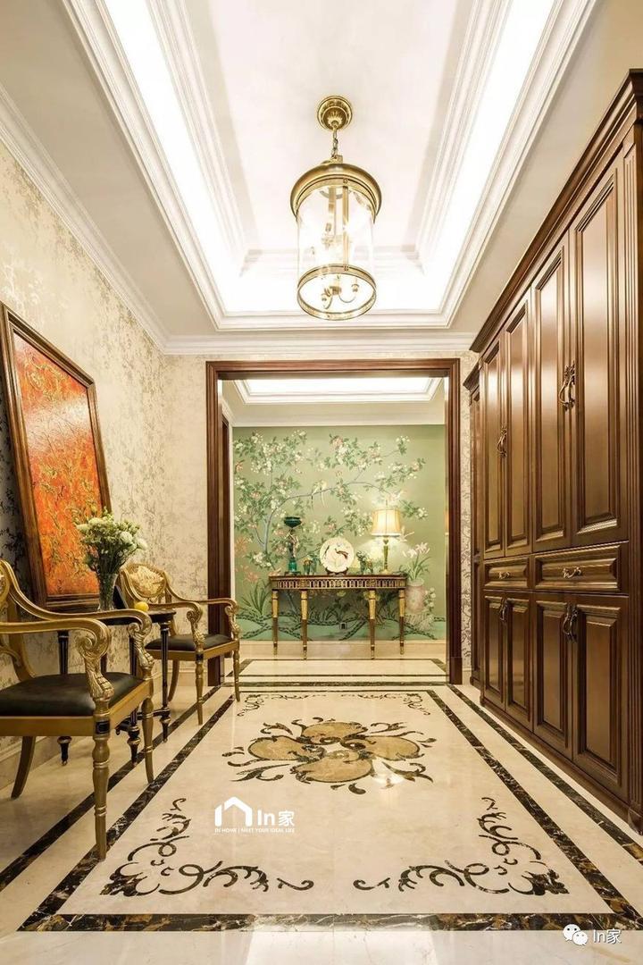法式风格包括巴洛克风格,洛可可风格,新古典风格,帝政风格等,是欧洲图片