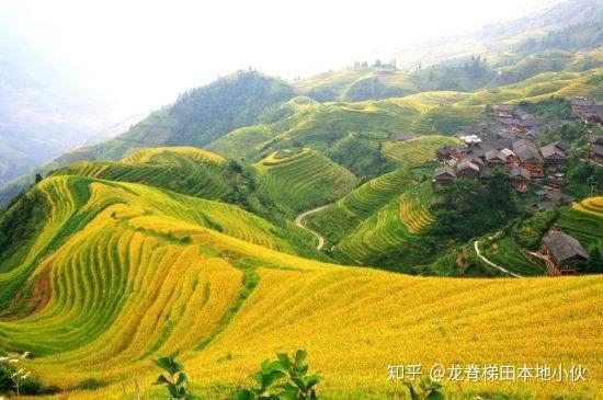 10月份国内最佳旅游地,网红都去打卡的桂林,阳朔,龙脊