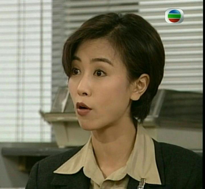 如何打造一个九十年代的香港女明星发型?