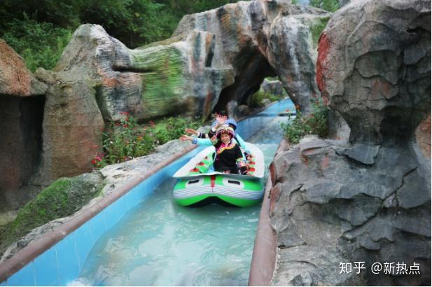 贵州独有,全国罕见的九仙洞漂 给您春夏秋冬的极致体验
