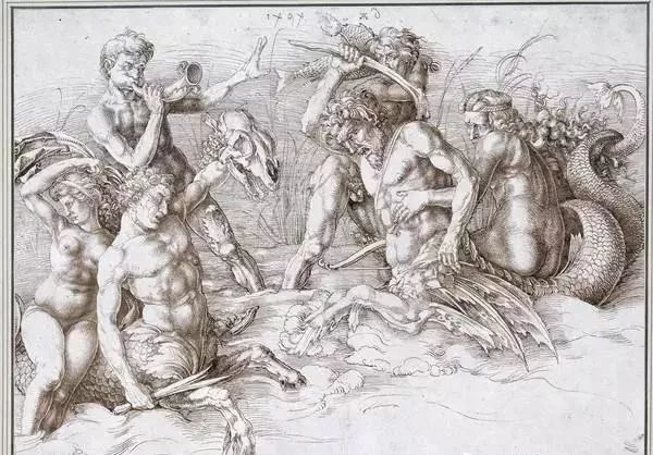 丢勒的作品包括木刻版画及其他版画,油画,素描草图以及素描作品.