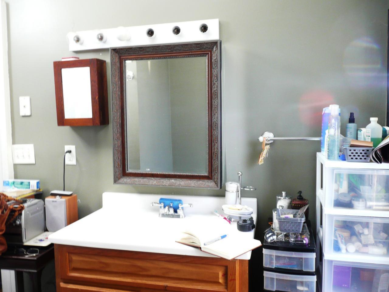浴室柜选的好,卫生间不做干湿分离也没什么大不了