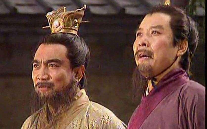 刘备在《三国演义》中,哭了至少不下30次?哭对他究竟有多重要图片