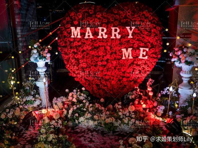 求婚创意介绍,怎么向女友浪漫求婚?图片
