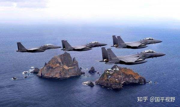 韩国将举行独岛军演出心头被日本打压的恶气