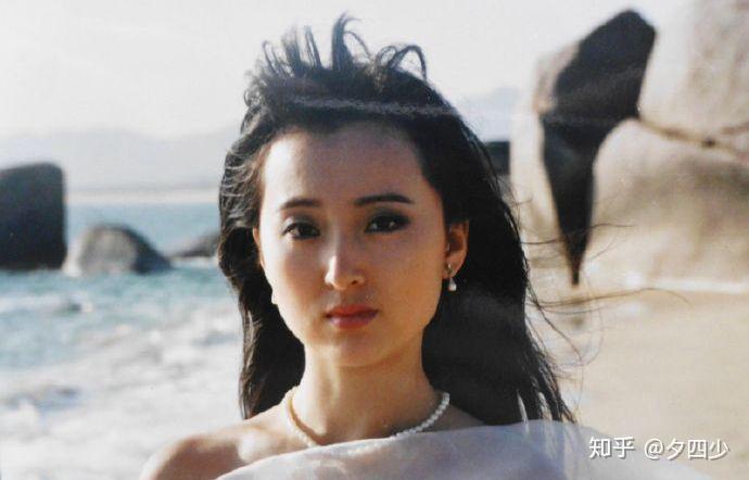 陈晓旭:从瘦弱林黛玉到商海女强人,她的一生充满传奇图片
