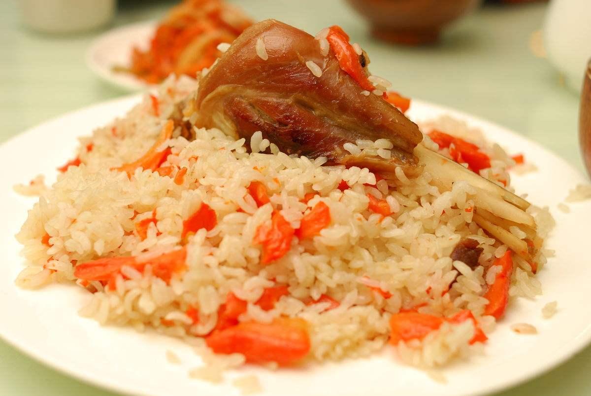 有哪些适合在家做的地道的新疆美食?-知乎美食城万象蚌蚌埠市新天图片