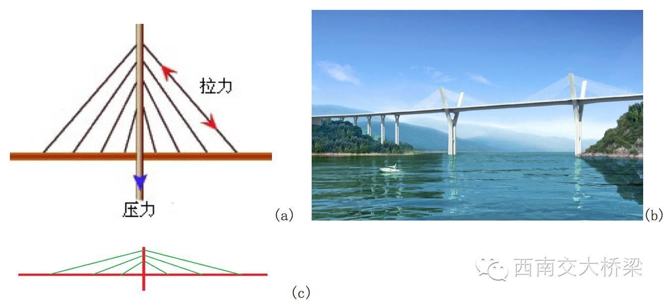 李乔说桥-1:桥梁结构的基本力学特征