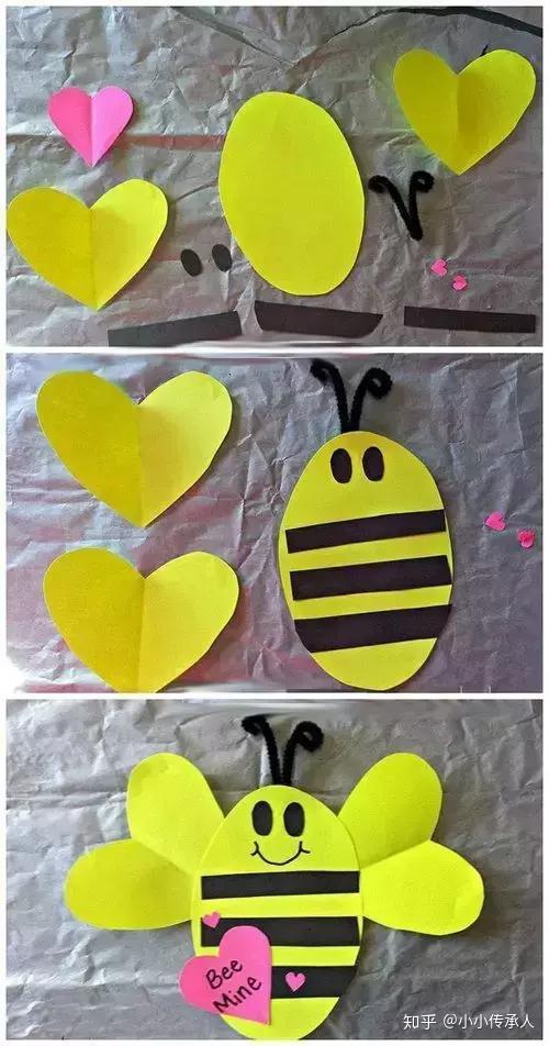 幼儿园环创幼儿纸盒手工怎样玩出彩,小纸壳大创意 纸杯小花   当然