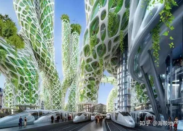 【海顺资讯】未来世界级的房子居然是这样子的!