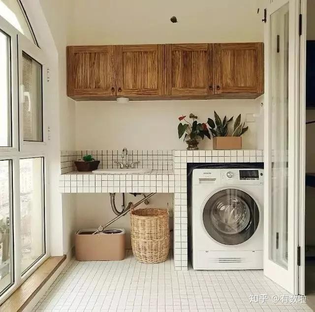 穿梭全屋洗衣服的你,累不累?
