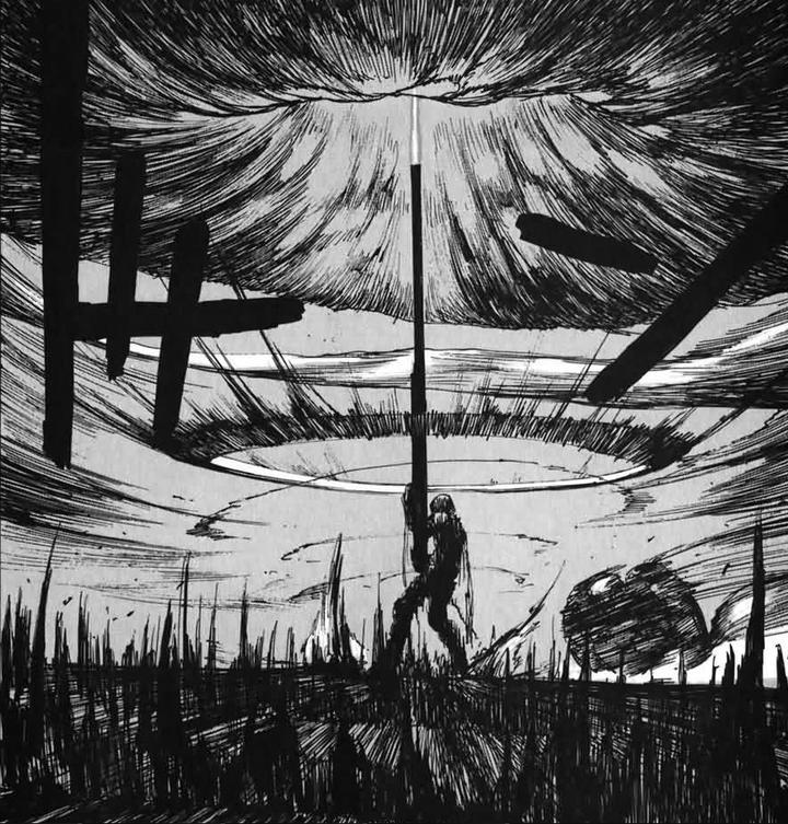 《biomega》《希德尼娅的骑士》《死亡进化》