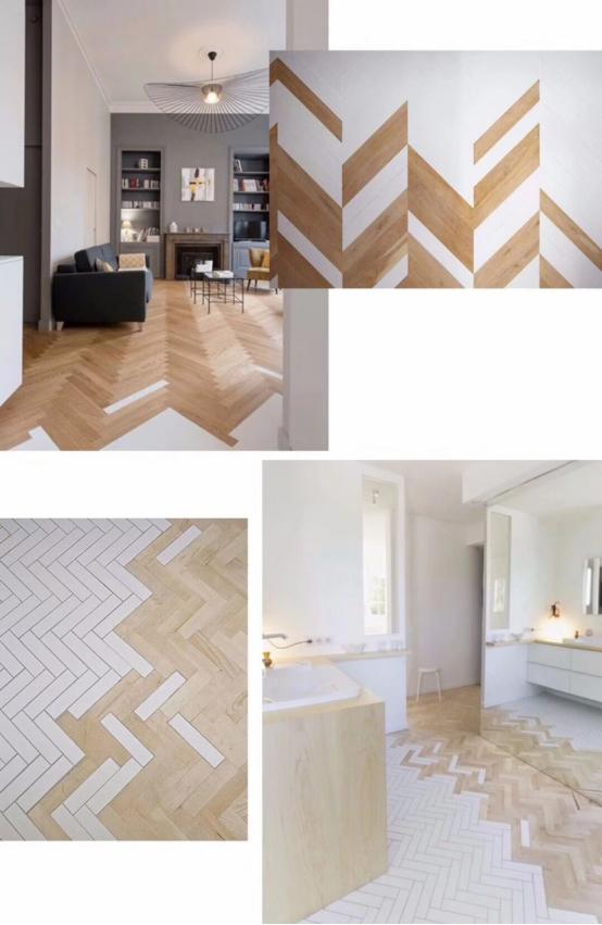 《技术贴|对网红瓷砖和木地板无缝拼接的一些看法》