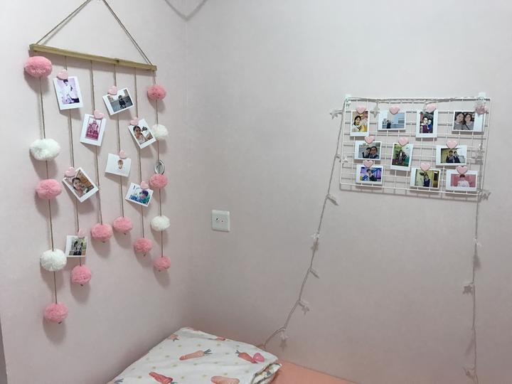 如何能把房间布置的少女心?图片
