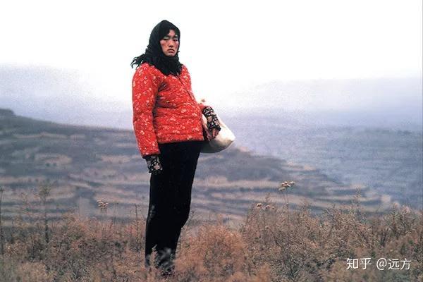 为了给自己的男人讨公道,农村妇女秋菊决心状告村主任