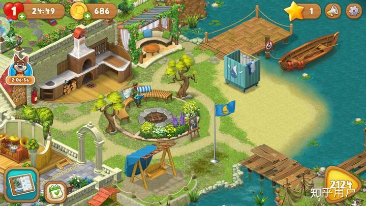如何评价消除 花园养成《梦幻花园》?