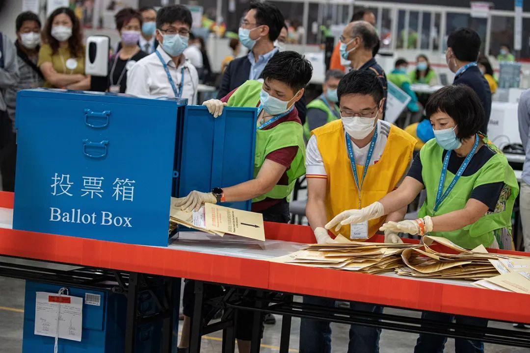 中国将从哪些方面完善香港选举制度? 中方回应