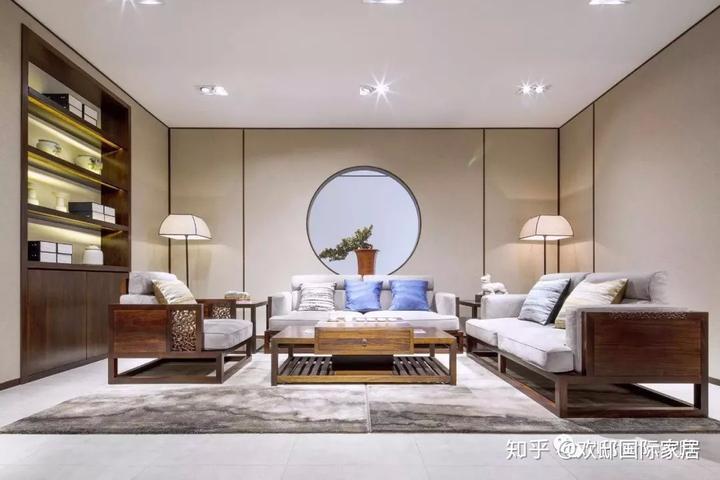 大道至简,传承于宋——新中式家具的担当:宋檀图片