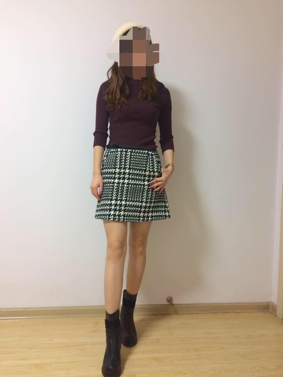 网名174cm的女生多重比较好看?身高女生有个性图片