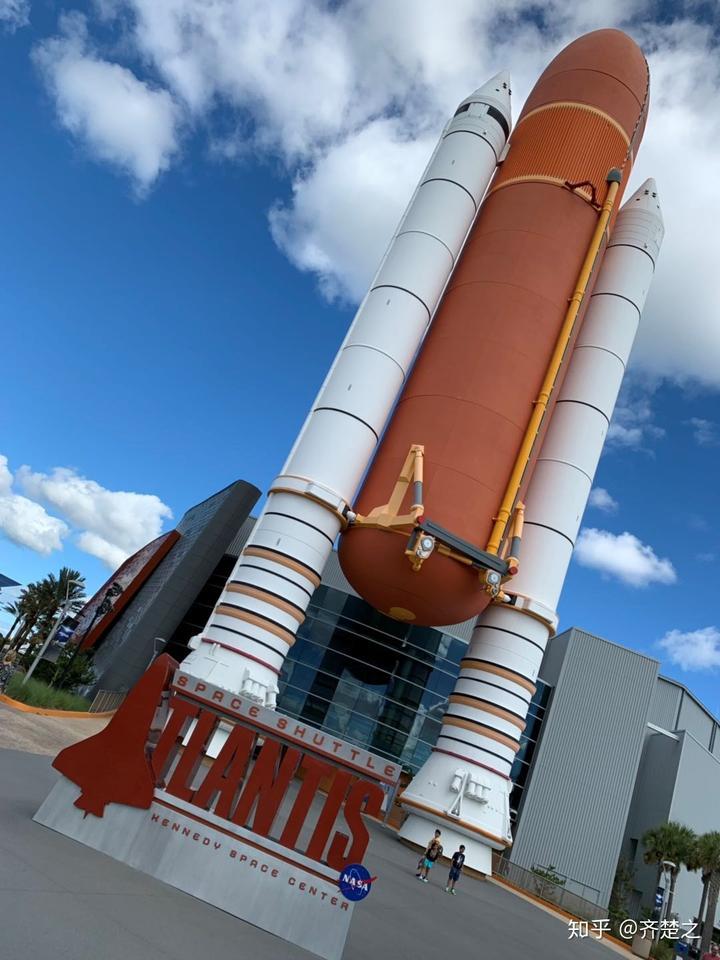 等比例航天飞机火箭组